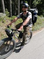 Seitsemisen kansallispuisto läskipyörällä